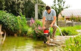 Погружные насосы для домашней скважины: принципы работы, технические возможности, выбор