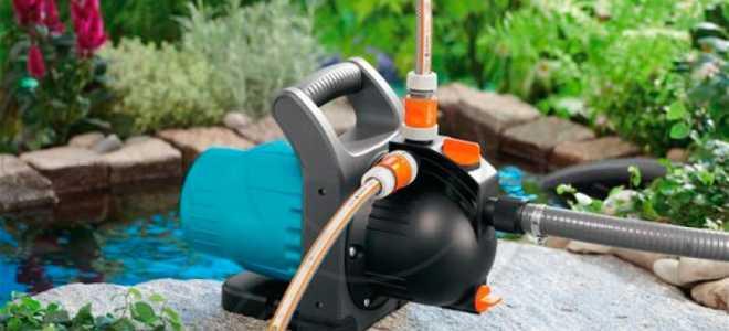 Поверхностные насосы в водопроводе частного дома: разновидности, принцип работы