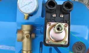 Правила и поэтапная инструкция по настройке реле давления гидроаккумулятора