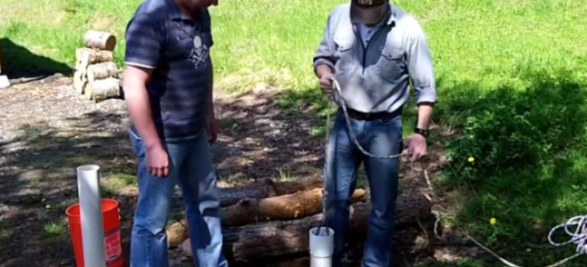 Как достать насос если он застрял в скважине