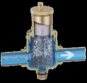 Дегазатор для скважины